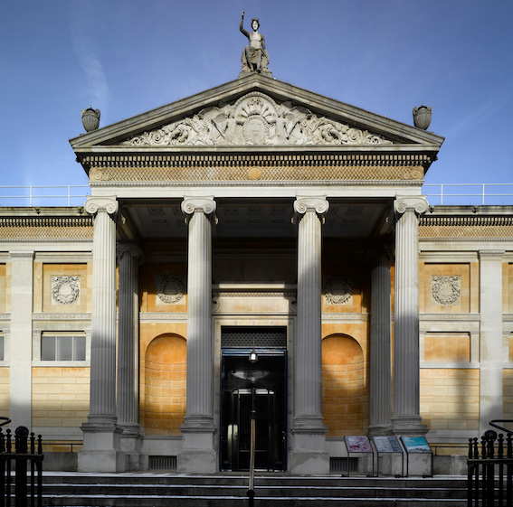 T3D_Exhibition at Ashmolean Museum