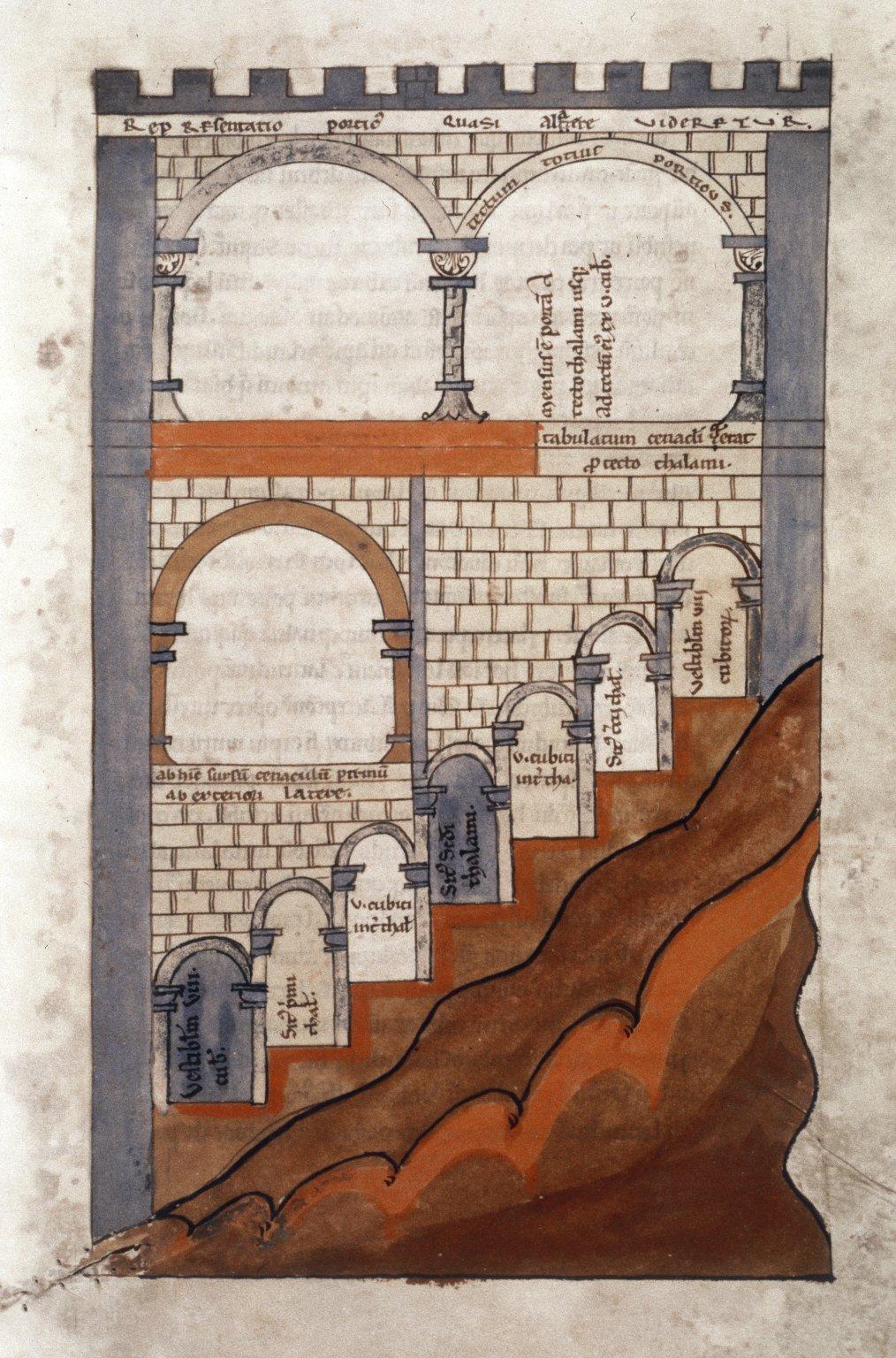 """Oxford, Bodleian Libraries, MS Bodley 494"""