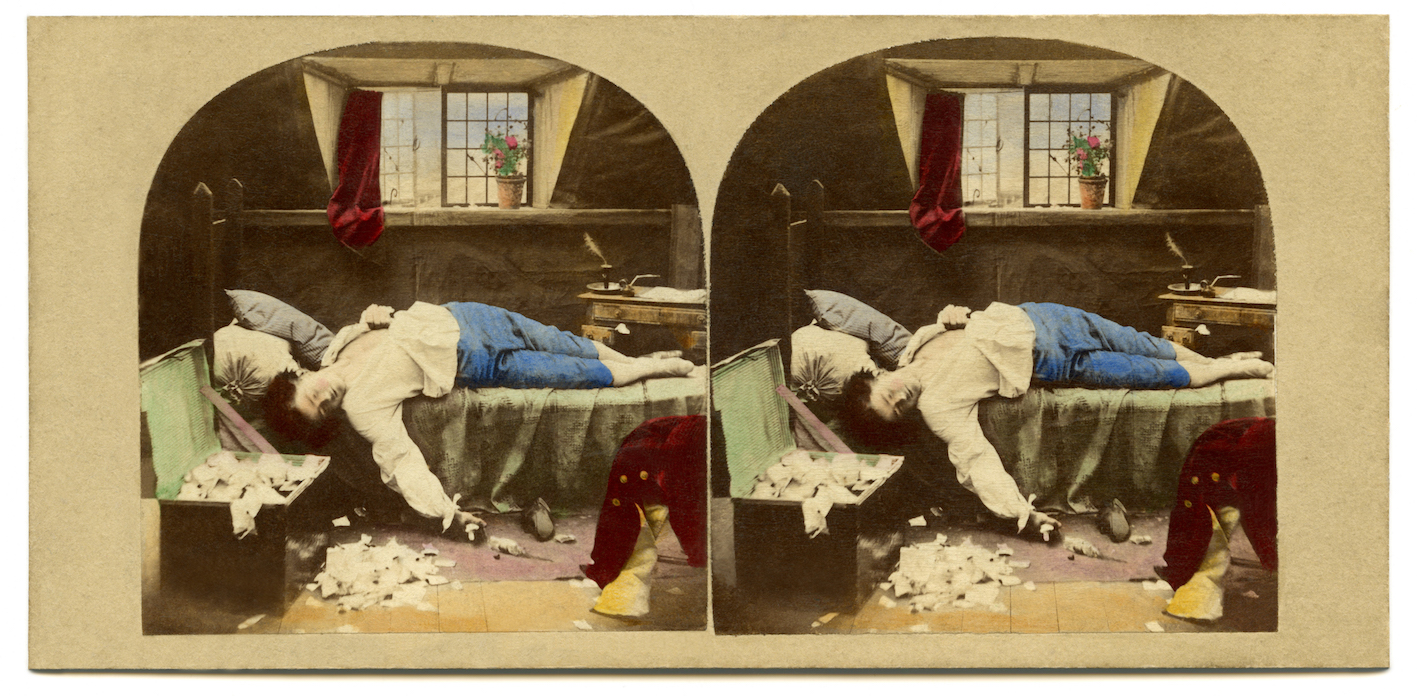"""""""The Death of Chatterton"""""""
