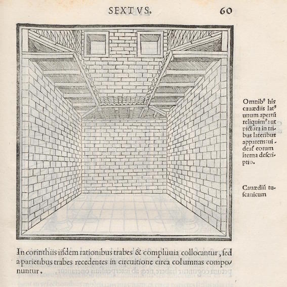 Fra Giocondo and the first illustrated edition of Vitruvius