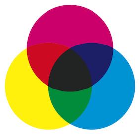 """""""Subtractive colour mixing."""""""