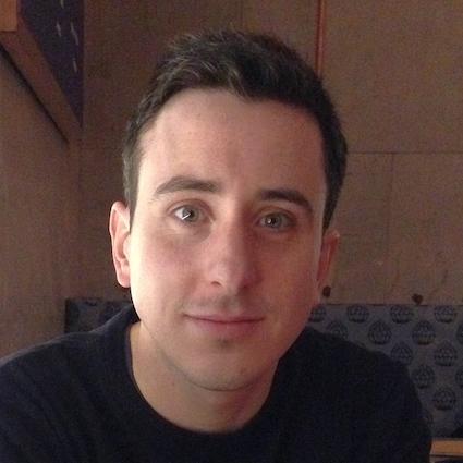 Andrew McAinsh bio photo
