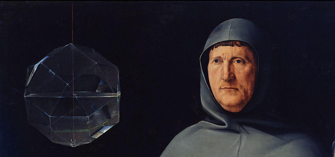 Portrait of Luca Pacioli